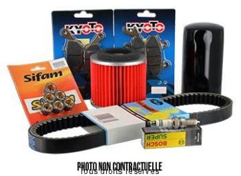 Product image: Sifam - KITREV53 - Maintenance kit 125 MAJESTY 5XM   2001-2010