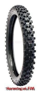 Product image: Kyoto - KT1128 - Tyre  Enduro Fim 90/90x21 54r - FIM