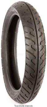 Product image: Duro - KT12861S - Tyre  Duro Moto 120/80x16 Dm1075  60p