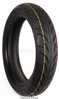Product image: Duro - KT1286S - Tyre  Duro Moto 50 120/80x16 Hf918 60h
