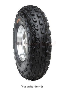 Product image: Duro - KT1978Q - Tyre Quad 19/7x8 Hf277 Tyre Quad Tt - 2 Plis