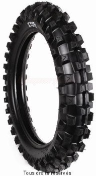 Product image: Kyoto - KT8010C - Tyre  Cross 80/100x21 Mk9004 Mixte 51m