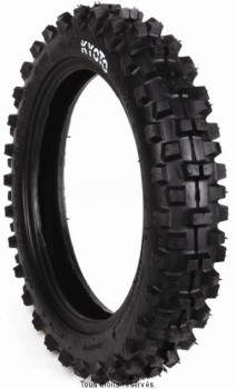 Product image: Kyoto - KT9014C - Tyre  Cross 90/100x14 F808  Mixte