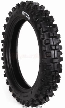 Product image: Kyoto - KT9016C - Tyre  Cross 90/100x16 F808  Mixte