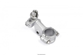Product image: Kyoto - LC1197 - Brake lever housing Forged Honda Silver Cr-F 450 00-03