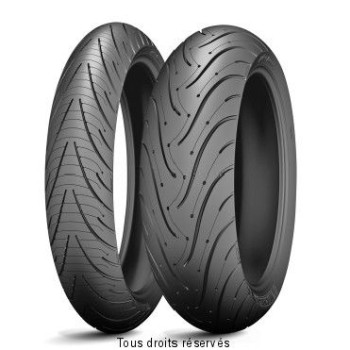 Product image: Michelin - MIC736243 - 180/55-17 73W TL AR PILOT ROAD 3