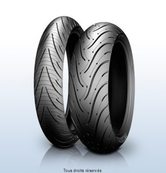 Product image: Michelin - MIC948428 - 120/70-17 58W TL AV PILOT ROAD 3