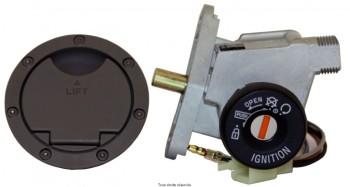 Product image: Kyoto - NEI220 - Ignition lock Mbk-Yamaha 4PCS Complete Nitro-Aerox 97-02 Neiman + Selle +  Essence + Centrale
