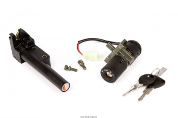Product image: Kyoto - NEI8008 - Ignition lock Honda X8r-s 50