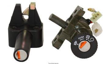 Product image: Kyoto - NEI9923 - Ignition lock Mbk-Yamaha MBK Stunt, Booster  Original Jusqu' till  2003