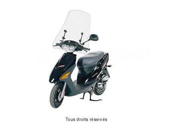 Product image: Fabbri - PAR1325BA - Windscreen Honda Sfx 50 High with top edge