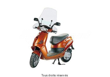 Product image: Fabbri - PAR1355A - Windscreen Aprilia Gulliver High without top edge