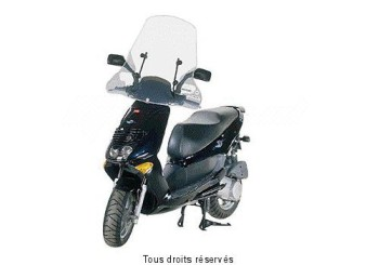 Product image: Fabbri - PAR1435A - Windscreen Aprilia Leonardo High without top edge