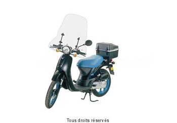 Product image: Fabbri - PAR1510A - Windscreen Honda Sky High without top edge