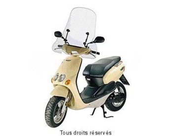 Product image: Fabbri - PAR1525A - Windscreen Mbk-Yamaha  Ovetto Neo. 97-02  High without top edge