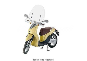 Product image: Fabbri - PAR1635A - Windscreen Mbk-Yamaha  Flipper Why High without top edge