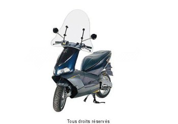 Product image: Fabbri - PAR1655A - Windscreen Aprilia Area 51 High without top edge