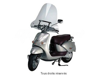 Product image: Fabbri - PAR1755A - Windscreen Aprilia  Habana High without top edge