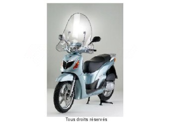 Product image: Fabbri - PAR1925A - Windscreen Honda Sh 125-150 -04 High without top edge