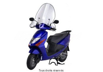 Product image: Fabbri - PAR2100A - Windscreen Honda Lead 100 03- High without top edge