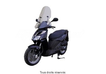 Product image: Fabbri - PAR2295E - Windscreen Aprilia Sportcity 06 Middle High without top edge
