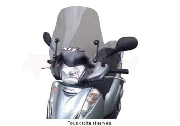 Product image: Fabbri - PAR2353EX - Windscreen Honda Sh 300 07- Model Short Smoke