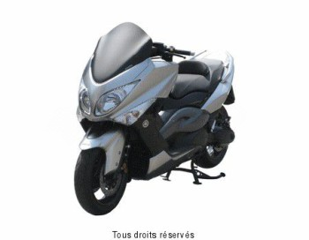 Product image: Fabbri - PAR2515RDS - Windscreen T-Max 500 08-  Model Super Sport Without Mirrors Color Smoke Dark