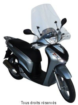 Product image: Fabbri - PAR2820E - Windscreen SH125-150  Medium  Without Top edge 2009/2011