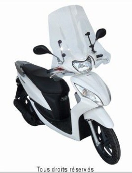 Product image: Fabbri - PAR2850A - Windscreen Honda Vision High without top edge
