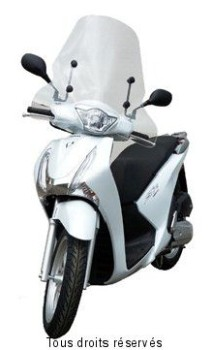Product image: Fabbri - PAR2925A - Windscreen Honda Sh125i/150i  High without top edge2012 2013