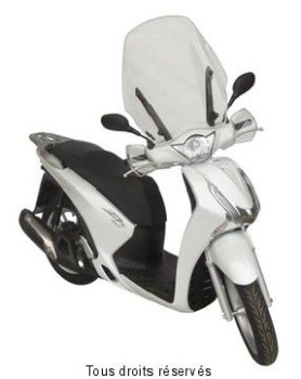 Product image: Fabbri - PAR2925E - Windscreen Honda Sh125i/150i  Medium  Without Top edge 2012 2013
