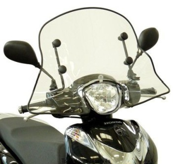 Product image: Fabbri - PAR2970BE - Windscreen Honda SH125 Mode 2013/2014 L : 650mm - H : 335mm