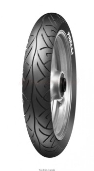 Product image: Pirelli - PIR1404200 - Tyre  110/80-18 M/C 58V TL SPORT DEMON Front