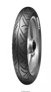 Product image: Pirelli - PIR1622500 - Tyre  110/70 - 16 M/C 52P TL  Sport Demon   Front