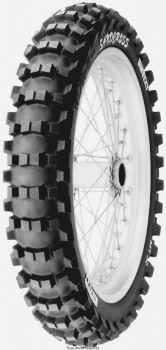 Product image: Pirelli - PIR1664700 - Tyre  90/100 - 16 51M NHS Scorpion MX Mid Soft 32 Rear