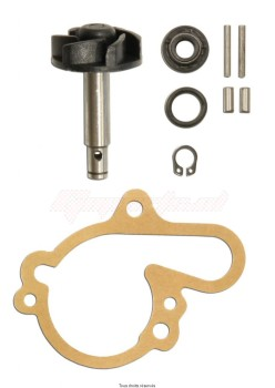 Product image: Kyoto - POMPWAT8 - Water pump Revision kit Minarelli AM6 Axe 42.5mm Aprilia Beta Hrd Peugeot Yam