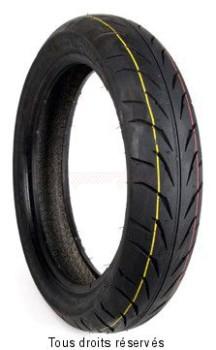 Product image: Duro - QC1087S - Tyre  Duro Moto50 100/80x17 HF918 TL 52 P