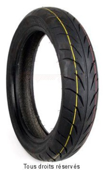 Product image: Duro - QC1377S - Tyre  Duro Moto 50 130/70x17 H918 TL 62 H