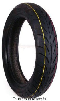 Product image: Duro - QC9087S - Tyre  Duro Moto 50 90/80x17 HF918 TL 46 S