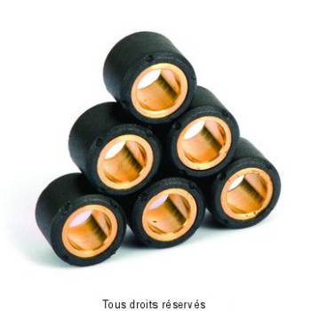 Product image: Sifam - ROL831 - Roller kit variator x6 Ø16x13-10g