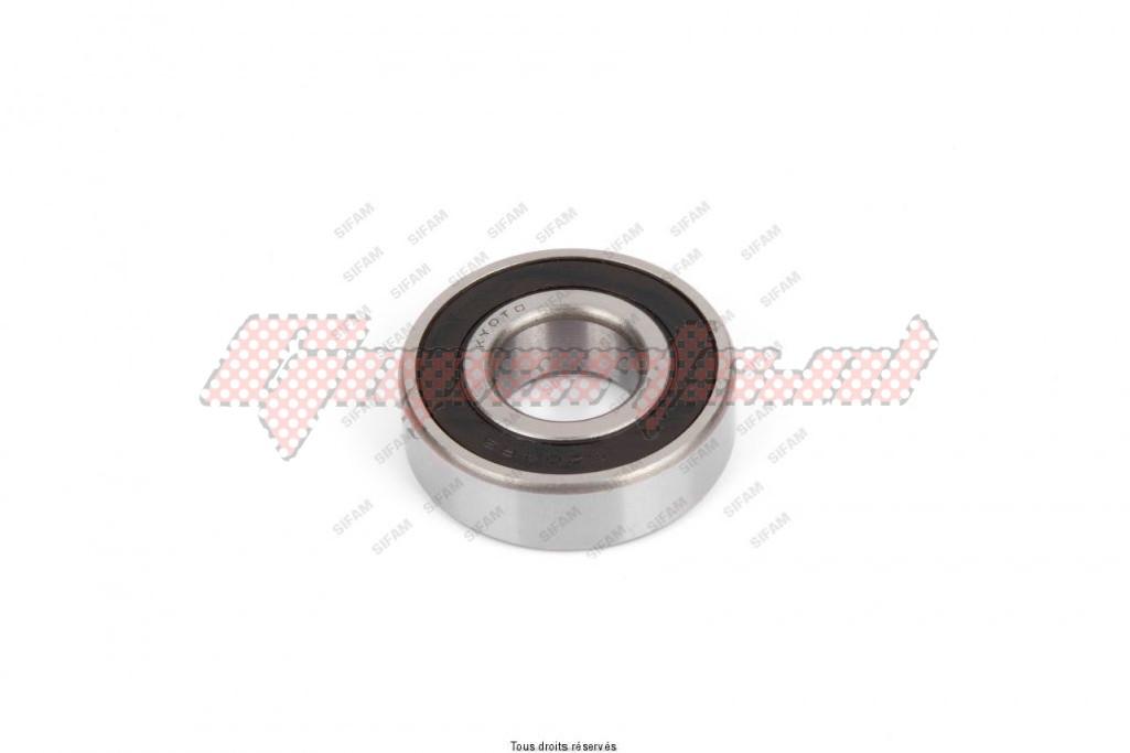Product image: Kyoto - ROU6005 - Ball bearing 25x47x12 - 2RS/C3     0
