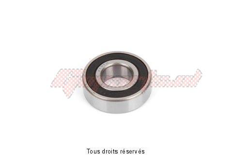 Product image: Kyoto - ROU6204 - Ball bearing 20x47x14 - 2RS/C3     0