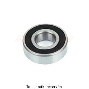 Product image: Kyoto - ROU6206 - Ball bearing 30x62x16 - 2RS/C3