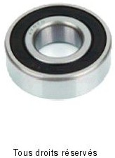 Product image: Kyoto - ROU6301 - Ball bearing 12x37x12 - 2RS/C3