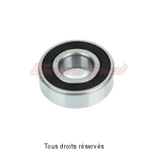 Product image: Kyoto - ROU6304 - Ball bearing 20x52x15 - 2RS/C3     0
