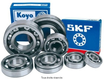 Product image: Skf - RVIL6204SK - Ball bearing 6204TN9/C4 - SKF  For Crankshaft