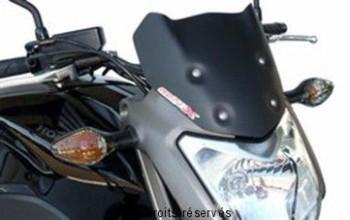 Product image: Fabbri - SAUHX141DS - Headlight fairing Honda NC700 S GEN-X Smoke Dark