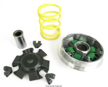 Product image: Athena - VAR1000 - Variator kit Aprilia 125/150 4T Leonardo , Scarabeo  6 rols 20x17-9g / 1 Spring