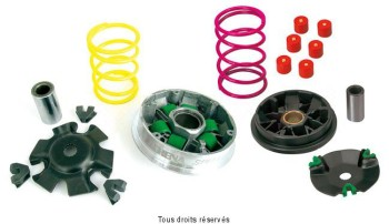 Product image: Athena - VAR1012 - Variator kit Honda 300 4T without Spring 6 rols 23x18-18g