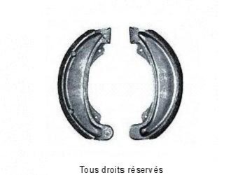 Product image: Sifam - VB110 - Brake Shoes Ø158.5 X L 30mm